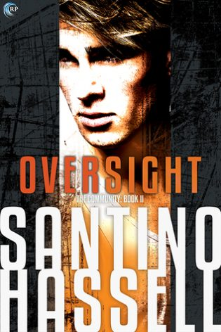 ARC Review: Oversight by Santino Hassell