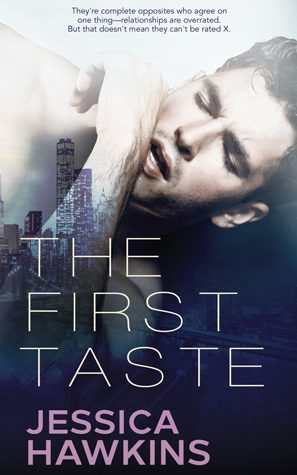 Review: The First Taste by Jessica Hawkins