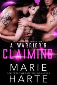ARC Review: A Warrior's Claiming by Marie Harte
