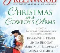 Christmas in a Cowboy's Arms by Leigh Greenwood, Rosanne Bittner, Linda Broday, Margaret Brownley, Anna Schmidt, Amy Sandas