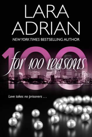 ARC Review: For 100 Reasons by Lara Adrian