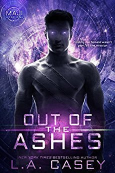 Out of Ashes by L.A. Casey