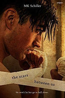 The Scars Between Us by M.K. Schiller
