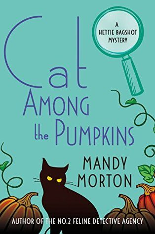 Cat Among the Pumpkins by Mandy Morton