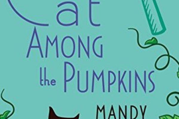 Cat Among the Pumpkins by Mandy Morton