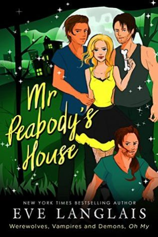Mr. Peabody's House by Eve Langlais