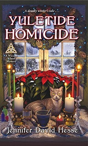 Yuletide Homicide by Jennifer David Hesse