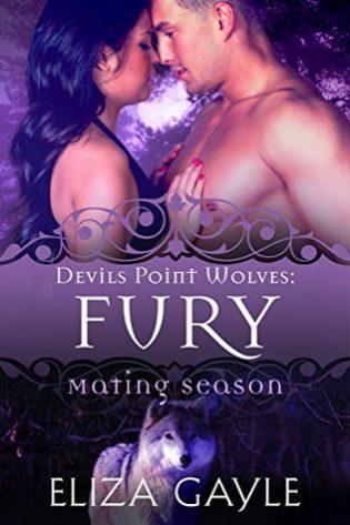 Fury by Eliza Gayle