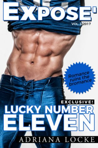 Lucky Number Eleven by Adriana Locke