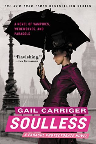 Review: Soulless by Gail Carriger
