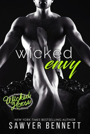 Wicked Envy by Sawyer Bennett