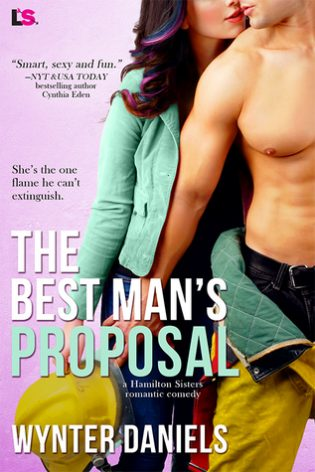 The Best Man's Proposal	by Wynter Daniel