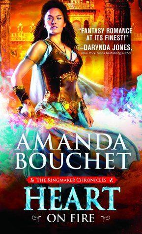 Author Override: Amanda Bouchet