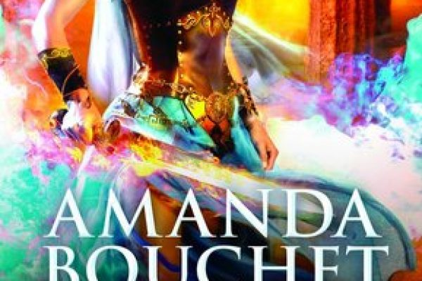 ARC Review: Heart on Fire by Amanda Bouchet