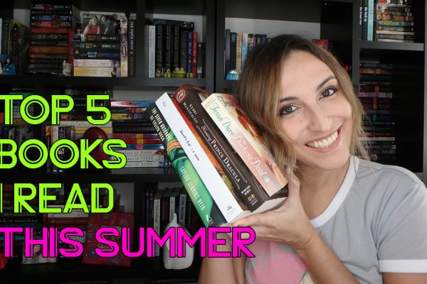 Weekend Highlight: Top 5 Books I Read This Summer | 2017