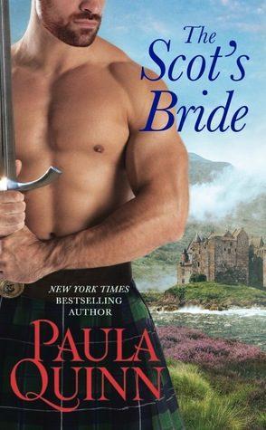 The Scot's Bride by Paula Quinn