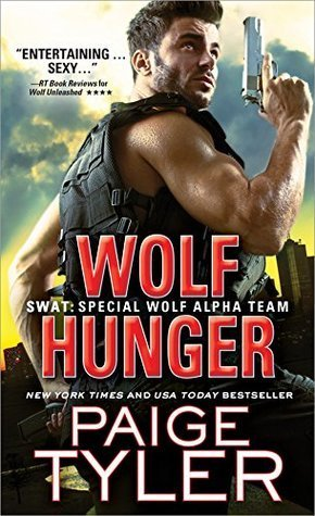 Wolf Hunger by Paige Tyler