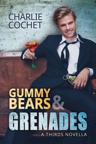 ARC Review: Gummy Bears and Grenades by Charlie Cochet