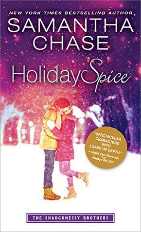 ARC Review: Holiday Spice by Samantha Chase