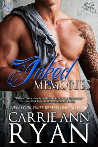 Author Override: Carrie Ann Ryan