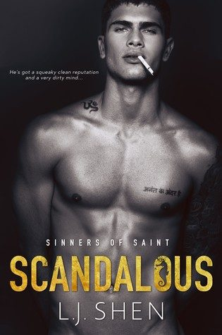 ARC Review: Scandalous by L.J. Shen