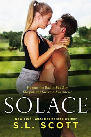 Solace by S.L. Scott