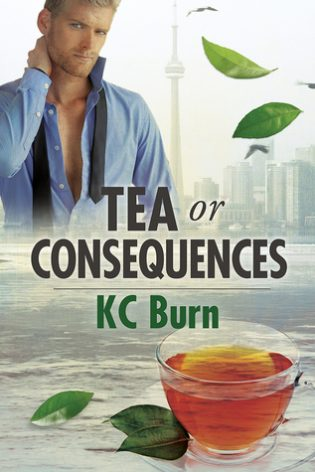 Tea or Consequences by K.C. Burn