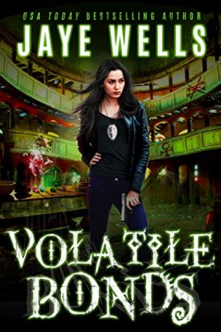 Volatile Bonds by Jaye Wells