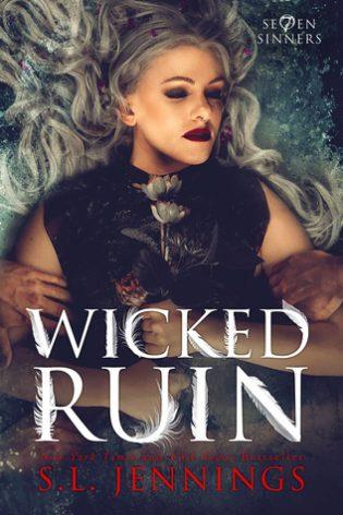 Wicked Ruin by S.L. Jennings
