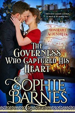The Governess Who Captured His Heart by Sophie Barnes