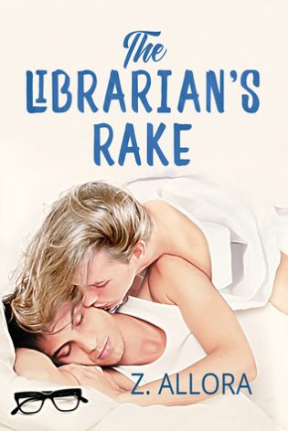 The Librarian's Rake by Z. Allora