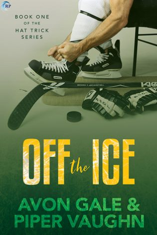 ARC Review: Off the Ice by Avon Gale & Piper Vaughn