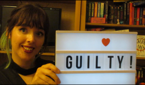 Book Tag: Suzanne's Guilty Reader Tag