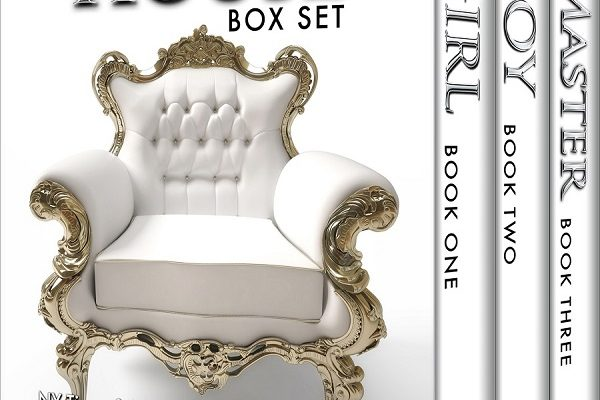 The Training House Boxed Set by Eden Bradley