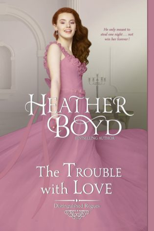 The Trouble with Love by Heather Boyd