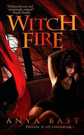 Review + Giveaway: Witch Fire by Anya Bast