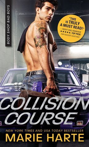 ARC Review: Collision Course by Marie Harte