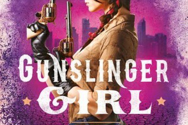 ARC Review: Gunslinger Girl by Lyndsay Ely