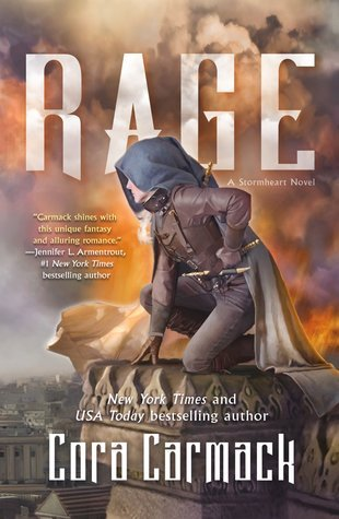 ARC Review: Rage by Cora Carmack