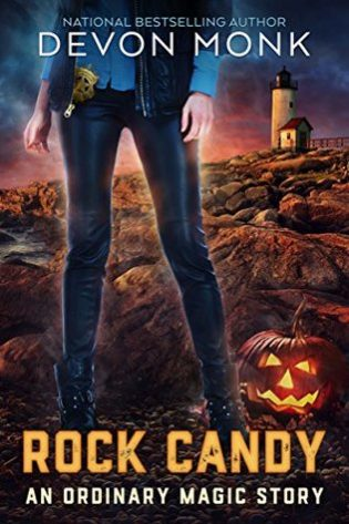 Review: Rock Candy by Devon Monk