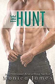 The Hunt by Monica James