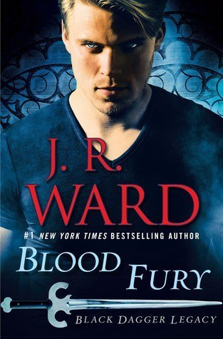 ARC Review: Blood Fury by J.R. Ward
