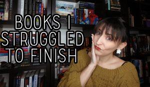 UTC Video: Five Books I Struggled to Finish