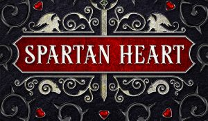 ARC Review: Spartan Heart by Jennifer Estep