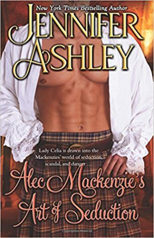 ARC Review: Alec Mackenzie's Art of Seduction by Jennifer Ashley