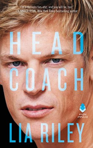 Head Coach by Lia Riley