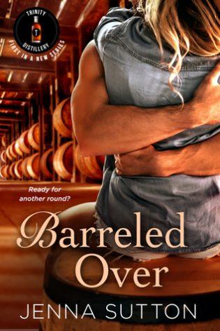 Barreled Over by Jenna Sutton