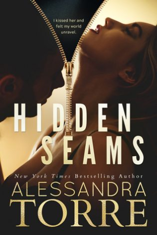ARC Review: Hidden Seams by Alessandra Torre
