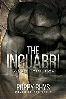 Review The Incuabri by Poppy Rhys