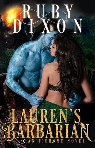 Review: Lauren's Barbarian by Ruby Dixon